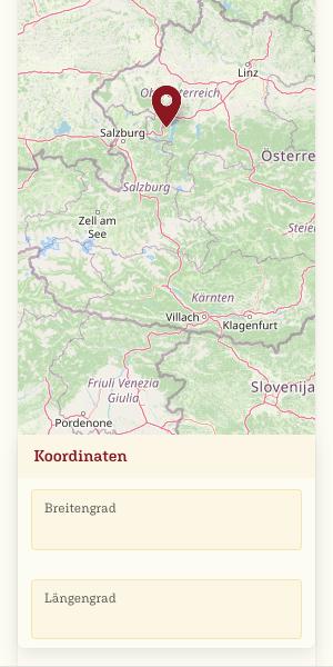 SOILBOOK Tutorial – Geografische Daten