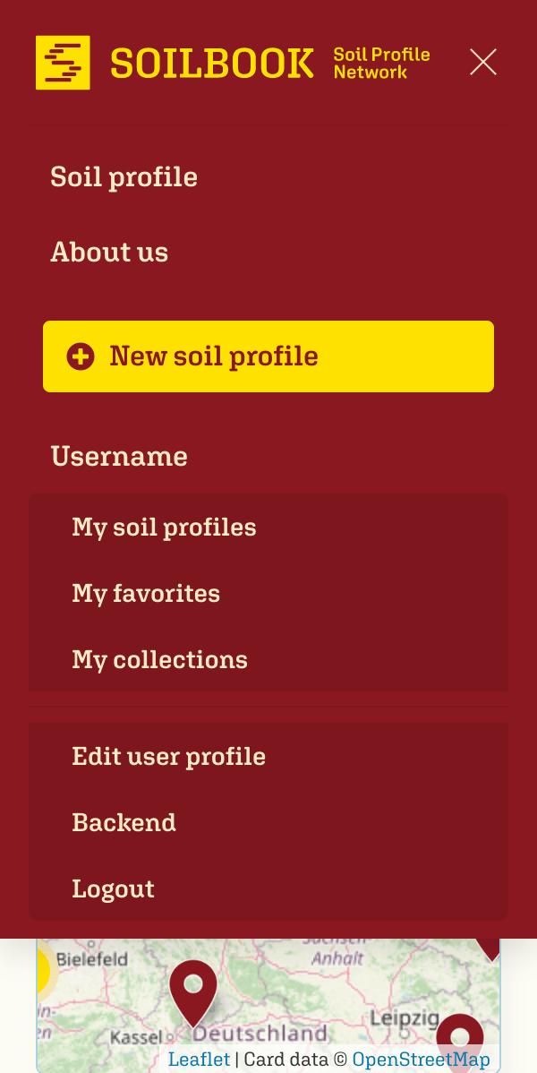 SOILBOOK Tutorial – Create New Soil Profile