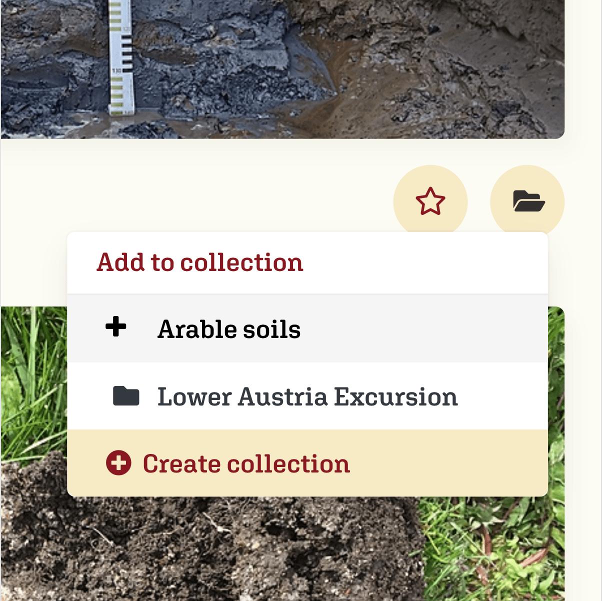 SOILBOOK Tutorial – Create Collection Lens