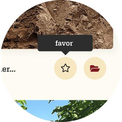 SOILBOOK Tutorial – Añadir suelos favorito