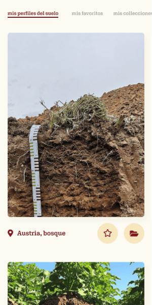 SOILBOOK Tutorial – My Soil Profile